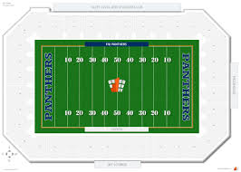 Fiu Football Stadium Seating Chart Riccardo Silva Stadium Fiu Seating Guide Rateyourseats Com