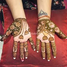 Red Cone Mehandi Designs Top 111 Simple Mehndi Designs Shaadisaga