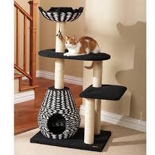 trendy cat furniture. 4 level contemporary cat tower trendy furniture