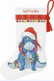 Cross Stitch Christmas Stocking Patterns