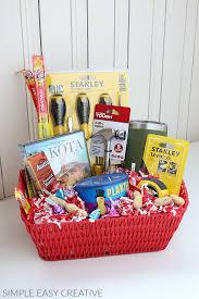 gift basket for men