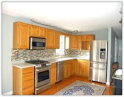 kitchen paint color ideas with oak cabinets excellent kitchen paint color ideas