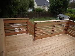deck railing ideas. Simple Railing I Like This Deck Railing Idea It Is On The Modern Side And Pictures  Give You A Glimpse Of What It Looks From Every Angle Intended Deck Railing Ideas G