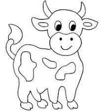 Small Picture Free Cow Coloring Pages Printable httpfreecoloring pagesorg