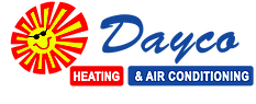 dayco logo. copyright © 2017 dayco heating and air conditioning, all rights reserved. logo