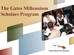 gates millennium scholarship essay questions 2011 powerpoint presentation