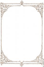 Border frame victorian Powerpoint Template Victorian Border Frame Png Sclance Victorian Border Frame Png 99 Images In Collection Page