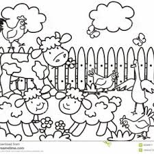 Small Picture Printable Farm Animal Coloring Pages For Kids Pages adult