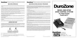 durozone product catalog smz hpsw wiring diagram
