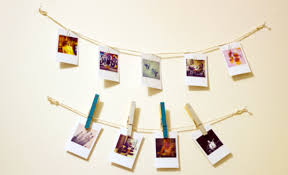 Hanging Pictures With Wire And Clips