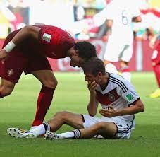WM 2014: So kam es zur Roten Karte gegen Portugals Pepe - Bilder & Fotos -  WELT