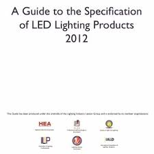 exterior led lighting specifications. guide to the specification of led lighting products exterior led specifications