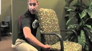 how to dress your chair with a chirt custom office chair cover by chairwear fashion you