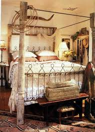 Handmade Salvage Bed // Diamond Cowgirl Style // The Outpost, Round Top,  Texas