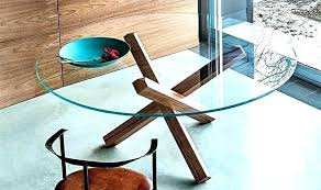 round wood dining table with glass top wooden dining table with glass top designs table glass and wood dining tables circular glass round dining glass table
