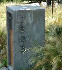modern mailbox ideas. My Mailbox Is On House, But Oh If There Were A Use For This Modern Ideas L