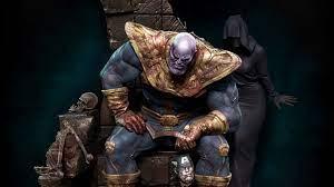 Thanos 4k 2020 Art, HD Superheroes, 4k ...