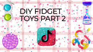 DIY Fidget Toys Part 2