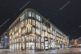 Marvelous HANNOVER, GERMANY   NOVEMBER 28, 2014: Christmas Illumination On Streets In  The Center Of Hannover U2014 Foto Von ...