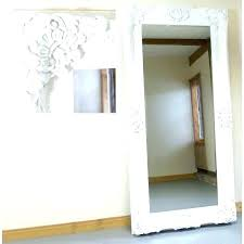 wooden framed full length mirror wall mirrors full length wall mirror white wall mirrors full length