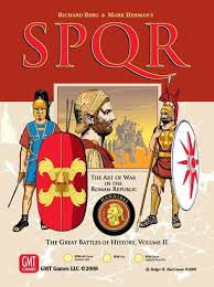 <b>SPQR</b> (Deluxe Edition) | Board Game | BoardGameGeek