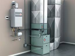 heating and cooling your basement
