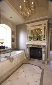 Best  Bathroom Fireplace Ideas On Pinterest - Luxury bathrooms pictures