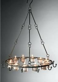 tea light chandelier outdoor candle images simple australia