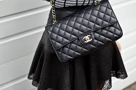 45 Chanel Black Bag, Check Out Photos And Prices For Chanel#039;s ... & View Larger. Black Quilted ... Adamdwight.com