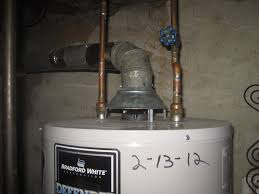 Gas Hot Water Heater Vent Orphaned Water Heaters And Other Nasty Things In Your Basement