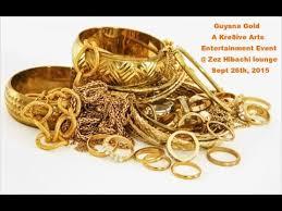 guyana gold on sept 26th