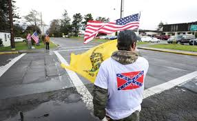 north bend school district bans confederate flag after student protest at north bend high school