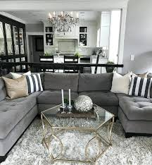 rug for gray couch change up the gray couch with and chic black and white striped