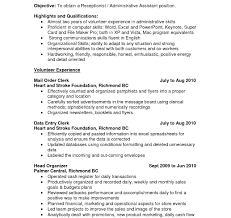 Payroll Resume Samples Payroll Clerk Resume Last Payroll Clerk Resume Sample Make Missing