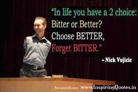 nick vujicic quotes inspiring quotes inspirational  nick vujicic inspirational quotes motivational thoughts