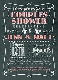 Couple Wedding Shower Invitations Couples Shower Ideas Comobajardepeso