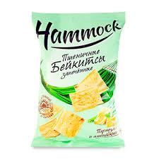 Снэки <b>бейкитсы</b> «<b>Пармезан и</b> альпийский лук», <b>Hammock</b>, 140 г ...