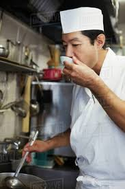 Sushi Cook Chef Working In The Kitchen Of A Japanese Sushi Restaurant D1024_95_427