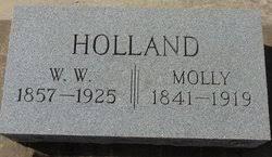 William Wesley Holland (1857-1925) - Find A Grave Memorial