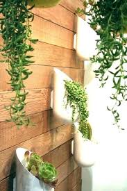38 outdoor wall hanging planters famous outdoor wall hanging planters metal planter indoor mounted plante groundball