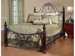 Metal Bedroom Furniture Luxurius Wood And Metal Bedroom Furniture Alluring Inspirational