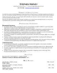 Gallery Of Functional Resume Sample Functional Resume Template