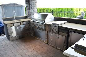 Outdoor Kitchen Frames Kits U Shaped Outdoor Kitchen Kits Fundamental Outdoor Kitchen Kits