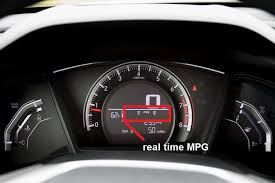 How To Figure Out Gas Mileage Does The 16 Lx Calculate Gas Mileage 2016 Honda Civic Forum