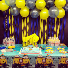Minion Party Despicable Me Minions Party Ideas Decoration And Birthdays