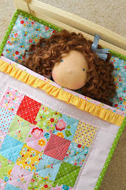 Best 25+ Doll quilt ideas on Pinterest | DIY doll quilt, Mini ... & adorable - - - Ruffle Doll Quilt in 'Bloom ... Adamdwight.com