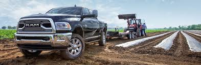 Engine Specs And Towing Capacity Of The 2018 Ram 2500