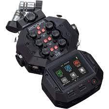 Zoom H8 Ses Kayıt Cihazı (Siyah) Fiyatı - Taksit Seçenekleri