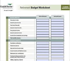 budget spreadsheet printable 7 free printable budget worksheets