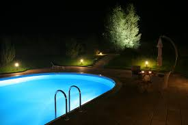 home swimming pools at night. Home Swimming Pool Lighting Tips. Swimming_pool_lighting. Swimming_pool_lighting Pools At Night W
